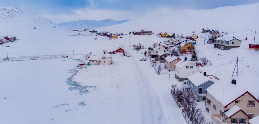 Skarsvåg og Nordkapp fri for strøm