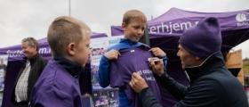 Kraftig økning i henvendelser om å bli fosterhjem etter Arctic Race of Norway