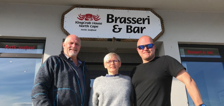 Raymond Bjerkan og Herdis Hansen inn i utelivsbransjen