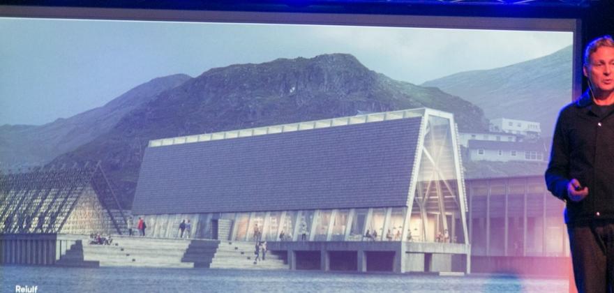 Bygger vannkulturhus i Storbukt