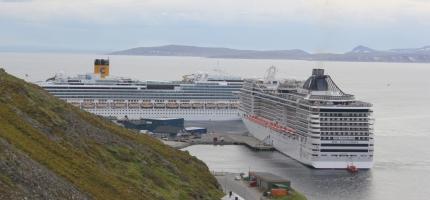 Brennpunkt-program om cruiseturisme