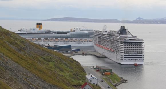 Grønn Ungdom vil forby cruisetrafikk
