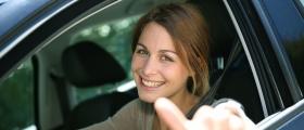 En kort SMS er en halv kilometer kjøring