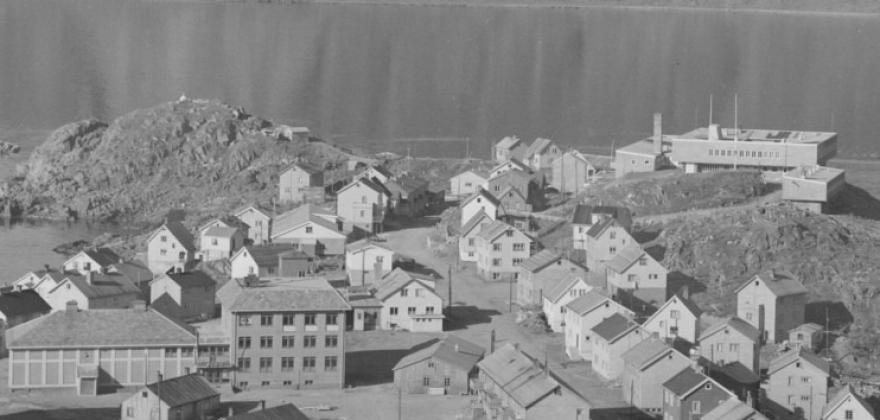 70 år med Nordkapp kommune