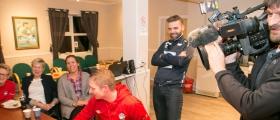Er Norges beste frivillige fra Troms og Finnmark?