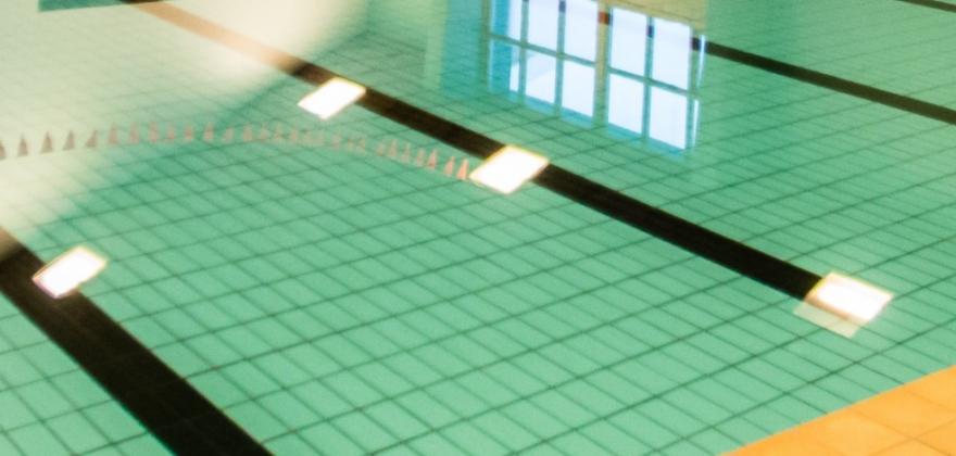 Forventet gjenåpning av svømmebasseng i uke 42