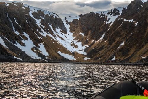!-En fantastisk naturopplevelse, ifølge Arne Johan Ellingsen.