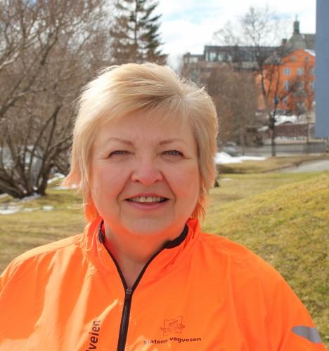 !Kampanjeansvarlig Ann Synnøve Elvevoll.