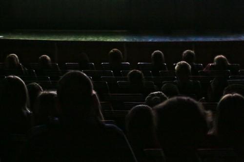 !Alle elevene fulgte med på filmen Oskars Amerika