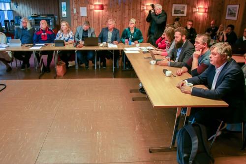 !Gamvik Kommunestyret torsdag 10. oktober 2019