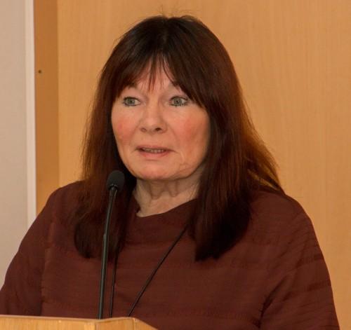 !Sylvi Johnsen, SV fremmet forslag om avtalevalg på formannskapet på vegne av alle partier