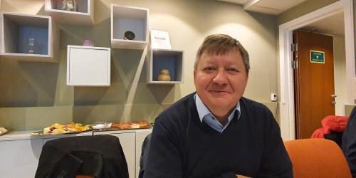 !Jan Olli, direktør i Finnmarkseiendommen.