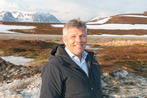 !Nestleder i Ap, Bjørnar Skjæran.