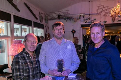 !Bjørn Ronald Olsen, Raymond Elde og Reiulf Ramstad.
