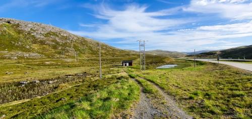 !UV-anlegget ved Skarsvåg vannverk er lokalisert i Skarsvåg-krysset.